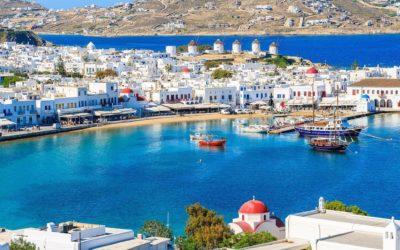 Mykonos, la isla más famosa de Grecia