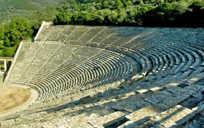 Epidauro, centro de peregrinación de la antigüedad