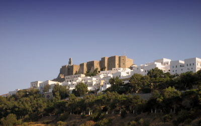 Patmos, la isla griega del Apocalipsis de San Juan