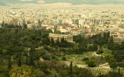 El Ágora Romana