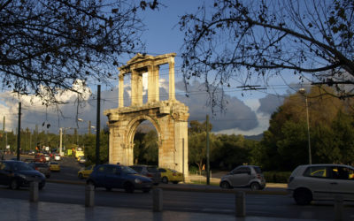 La Puerta de Adriano