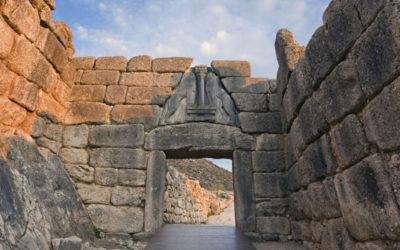 Yacimiento Arqueológico de Micenas