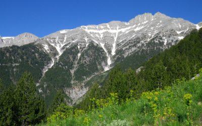 Monte Olimpo, ascenso al hogar de los dioses
