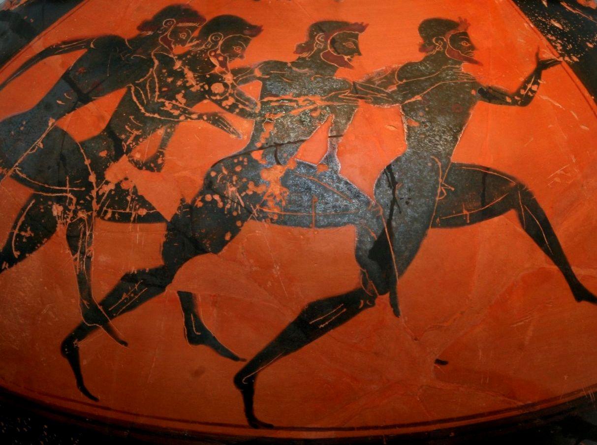 Juegos Olimpicos En La Grecia Antigua Greciatour Com