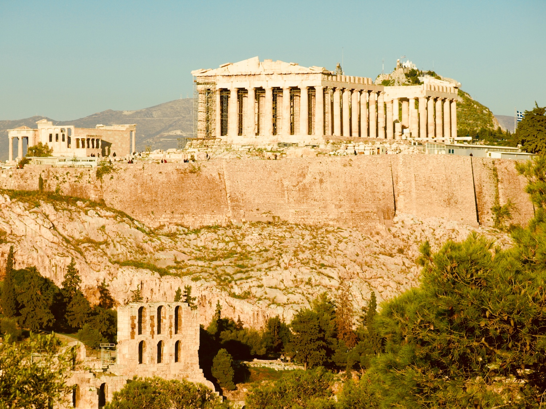 Acrópolis, Patrimonio