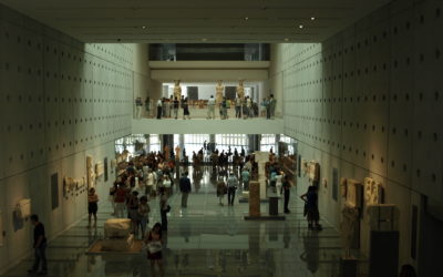 Atenas – Destino Líder Cultural de 2017