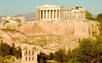Acrópolis de Atenas; templos, arquitectura y devoción