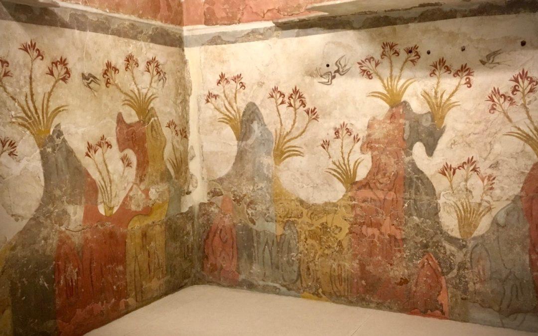 Akrotiri, la ciudad del futuro en tiempos Neolíticos
