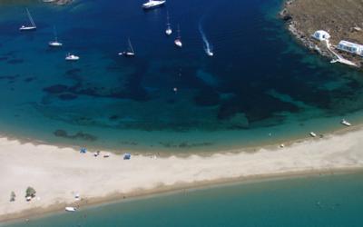 Citnos, la isla que inspiró con su estado de derecho