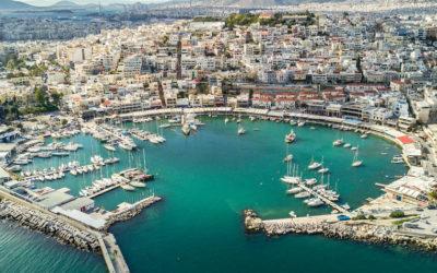El Pireo, puerto principal de Grecia