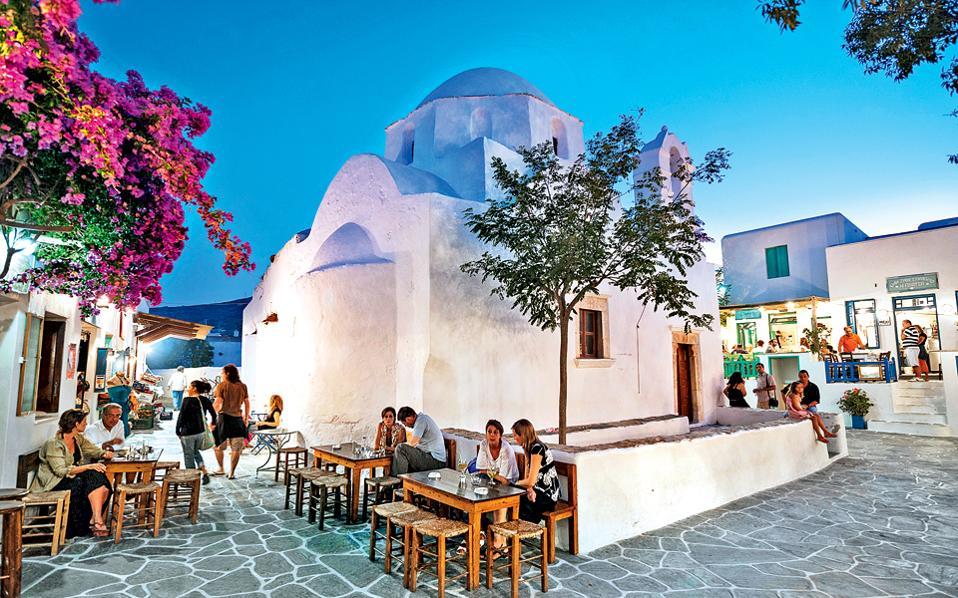 Isla de Folegandros, una maravilla entre las islas griegas