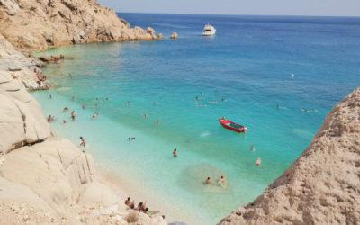 Grecia, por segundo año consecutivo gana el segundo lugar mundial con las mejores playas