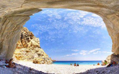 Ikaria, la isla griega de belleza salvaje y primitiva