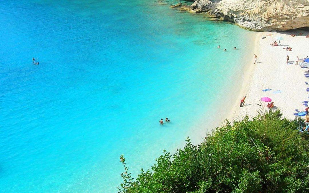 Lefkada, una isla griega de gran belleza natural