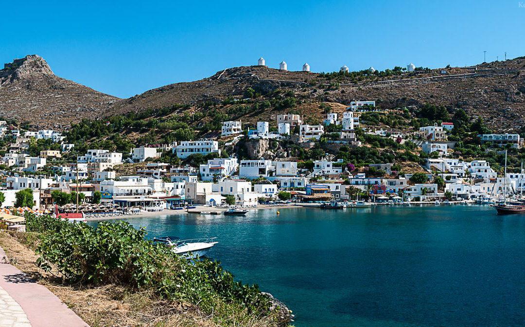 Leros, una isla encantadora para vacaciones tranquilas