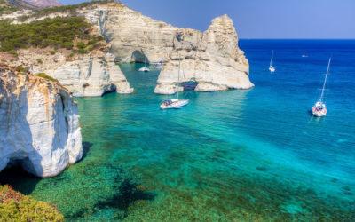 Milos, la isla griega de la diosa Afrodita
