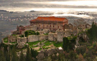 Mistrá, la fortaleza bizantina en Grecia