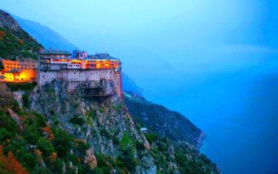Monte Athos, una vida consagrada a la oración