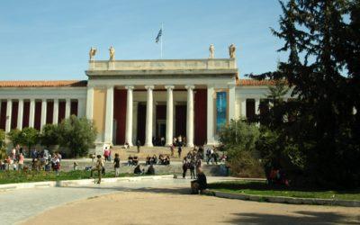 Museo Arqueológico Nacional de Grecia