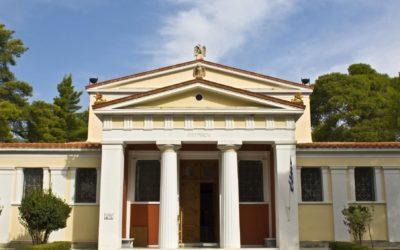 El Museo de Olimpia, obras monumentales