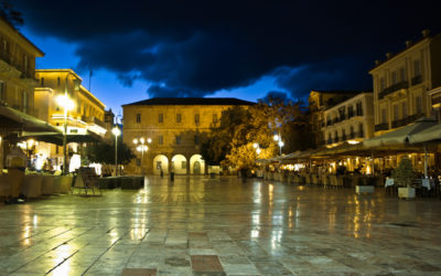 Nafplio, una de las ciudades más bellas de Grecia