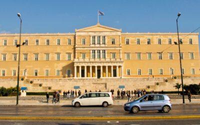 Parlamento griego, conoce el centro de Atenas