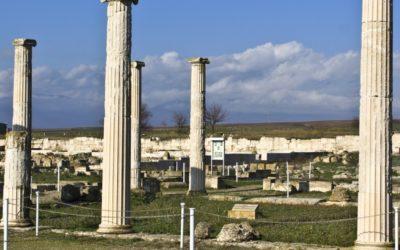 Pela, la ciudad de Alejandro Magno