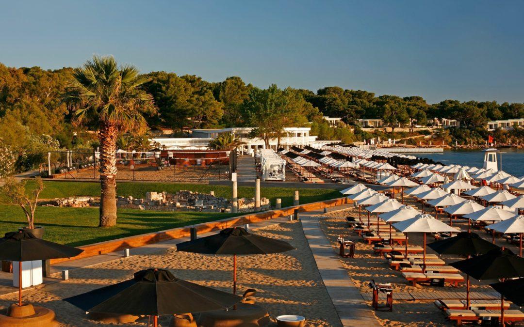 Playas de Atenas, lugares de encanto
