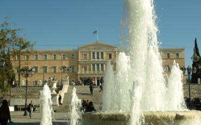 La plaza de Syntagma