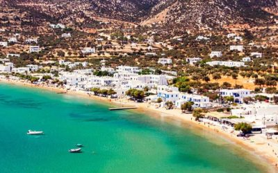 Sifnos, una isla de arquitectura tradicional