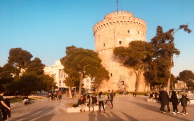 Tesalónica, un viaje al norte de Grecia