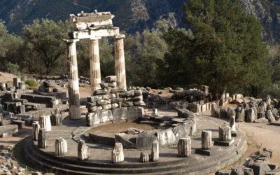 Delfos, el oráculo de la adivinación y sus misterios