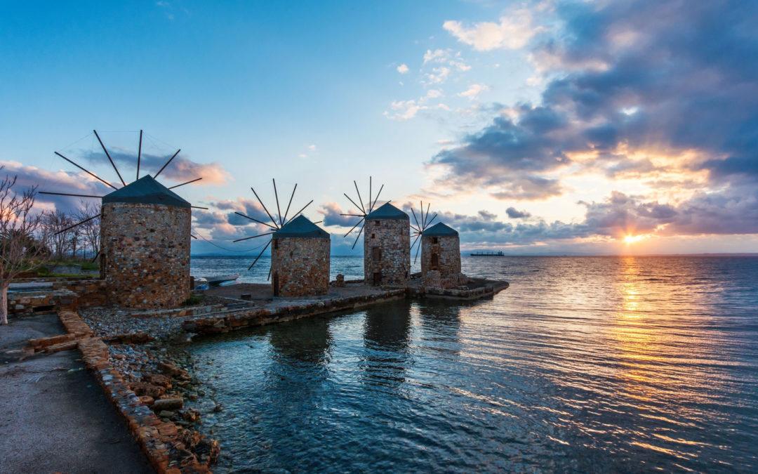 Isla de Quíos, la isla griega de la Mastiha