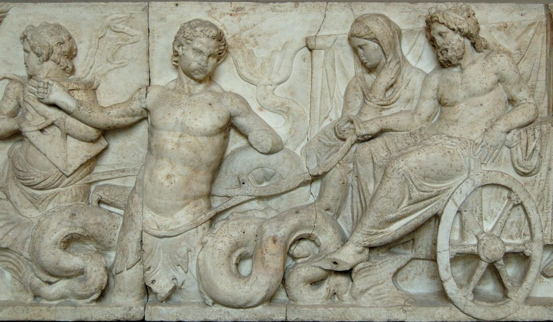 Fin de año en la mitología griega