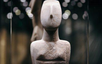 Los Misterios de las figuras del Arte Cicládico