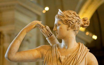 Artemisa, la diosa de la naturaleza y el parto