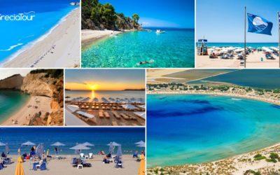 Bandera Azul; Premio a la calidad a 519 playas de Grecia