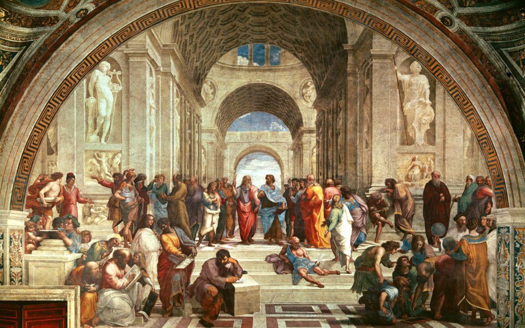 Ataraxia, la palabra griega de los filósofos que nos acerca a la verdadera felicidad