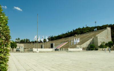 El Estadio Panatenaicos