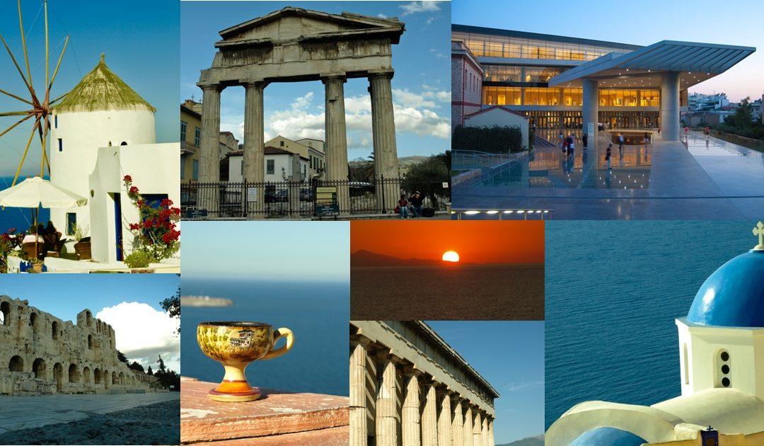 En Grecia dime donde quieres estar, y yo te diré cómo, cuándo, y porqué