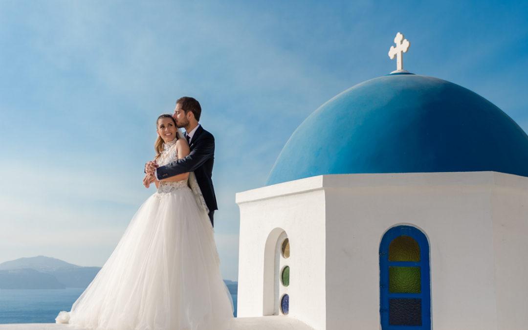 Destinos para una luna de miel en Grecia