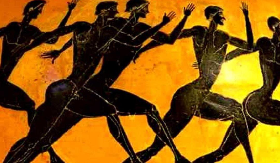 La estrategia en la Batalla de Maratón
