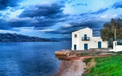 Salamina, la isla habitada más cerca de Atenas