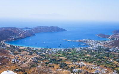 Serifos, una isla tranquila llena de tradiciones
