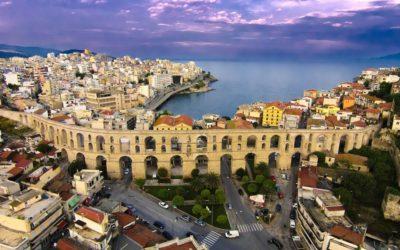 Kavala, el encanto del norte de Grecia