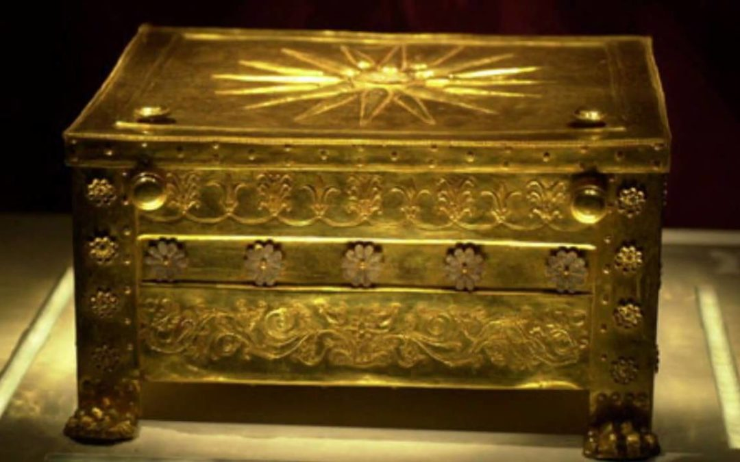 Vergina, el gran tesoro de Macedonia