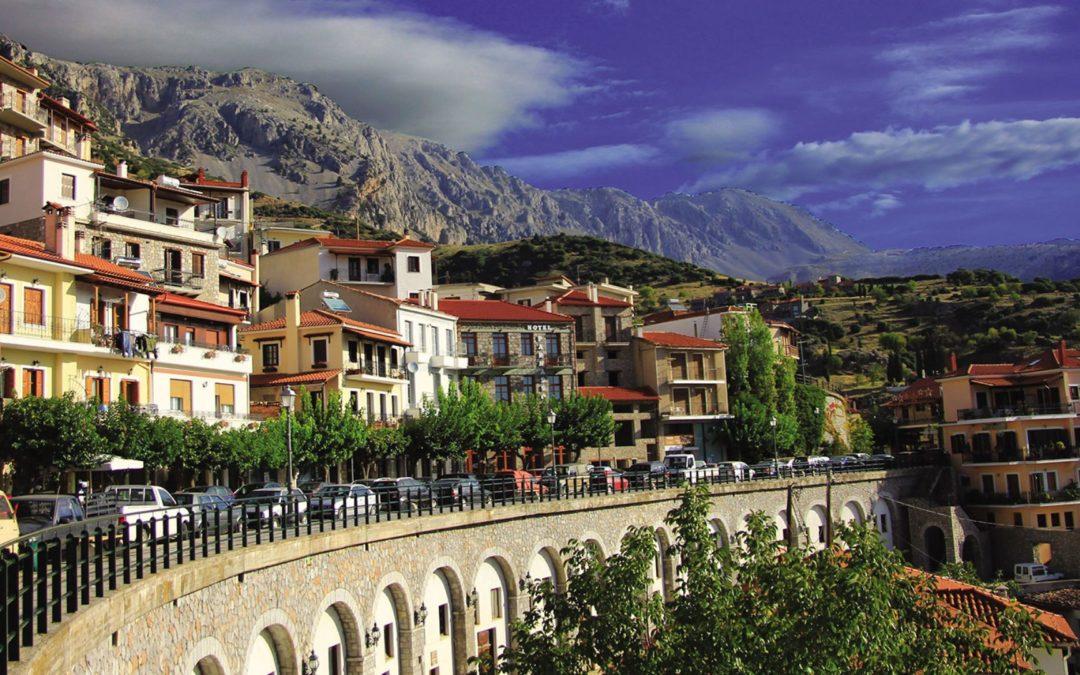 Arájova, el pueblo cosmopolita de alta montaña