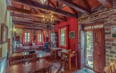 Destinos románticos de invierno en la Grecia continental