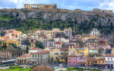 Descubre el alma de una ciudad griega