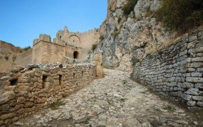 Descubre el castillo de Acrocorinto